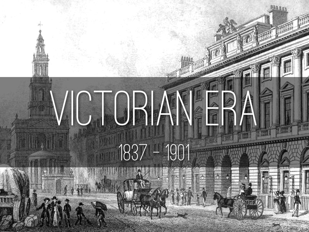 victorian age The victorian era is the period in the history of the united kingdom that begins and ends with queen victoria's reign in the country it thus starts from june 20, 1837, when victoria became queen of the united kingdom and ends on january 22, 1901, the date of the queen's death the victorian era .