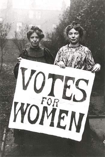 Victorian Era Women's Suffrage